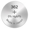 Kép 1/2 - 362/SR58/SR721SW GP ezüst-oxid gombelem