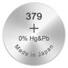 Kép 1/2 - 379/SR63/SR521SW GP ezüst-oxid gombelem