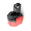 """Kép 1/2 - Akkumulátor Bosch fúrógéphez 9,6V 3000mAh Ni-Mh """"O"""" pack"""
