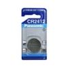 Kép 1/2 - CR2412 3V Panasonic lítium gombelem