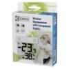 Kép 3/3 - EMOS ablakhőmérő ezüst RST01278