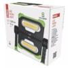 Kép 3/3 - EMOS akkumulátoros LED lámpa 2xCob Led P4536