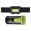 Kép 2/3 - EMOS fejlámpa készlet COB LED+Mini kempinglámpa