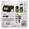 Kép 3/3 - EMOS fejlámpa készlet COB LED+Mini kempinglámpa