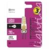 Kép 1/2 - Emos LED izzó 2W G4 foglalat COB leddel 4000K 12V