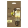 Kép 1/3 - EMOS LED izzó Vintage G95 E27 4W 2200K