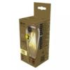 Kép 1/4 - EMOS LED izzó Vintage ST64 E27 4W 2200K