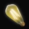 Kép 3/4 - EMOS LED izzó Vintage ST64 E27 4W 2200K