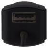 Kép 3/3 - EMOS univerzális szivargyújtó töltő USB kábellel, kimenettel 3,1A