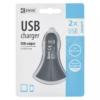 Kép 1/3 - EMOS univerzális 12V töltő USB kimenettel 2,1A