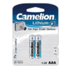 Kép 1/2 - FR03 Camelion 1,5V lítium mikró elem bliszteres