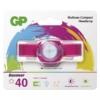 Kép 1/6 - GP Discovery CH31 Fejlámpa Pink