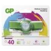 Kép 1/6 - GP Discovery CH31 Fejlámpa Zöld