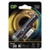 Kép 1/3 - GP Discovery CK12 ledes kulcstartós lámpa + 1db 24AU AAA elem