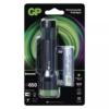 Kép 1/10 - GP Discovery CR41 tölthető ledes lámpa +18650 GP akku