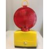 Kép 1/2 - Lámpa Közúti jelzőfényes piros színű lámpa