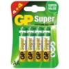 Kép 1/2 - LR6 GP15A-C8 Super alkáli ceruza elem bliszteres