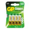 Kép 3/3 - LR6 GP15A-C4 Super alkáli ceruza elem bliszteres