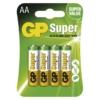 Kép 1/3 - LR6 GP15A-C4 Super alkáli ceruza elem bliszteres