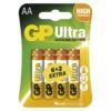 Kép 1/2 - LR6 GP15AU-C6+2 Ultra ceruza elem bliszteres