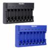 Kép 2/5 - PKCell 5V 2A NI-MH akkukhoz 8 csatornás akkumulátor töltő