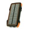Kép 1/4 - Solar Powerbank mobiltöltő 26800mAh