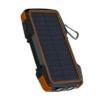 Kép 2/4 - Solar Powerbank mobiltöltő 26800mAh