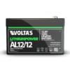 Kép 1/5 - Voltas 12,8V 12Ah LiFePO4 lítium-vasfoszfát zárt akkumulátor 151*65*95