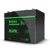 Kép 5/5 - Voltas 12,8V 50Ah LiFePO4 lítium-vasfoszfát zárt akkumulátor 194*164*170