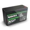 Kép 3/5 - Voltas 12,8V 7,5Ah LiFePO4 lítium-vasfoszfát zárt akkumulátor 151*65*95