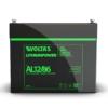 Kép 1/5 - Voltas 12,8V 86Ah LiFePO4 lítium vasfoszfát akkumulátor 260*168*211