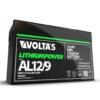 Kép 2/5 - Voltas 12,8V 9Ah LiFePO4 lítium-vasfoszfát zárt akkumulátor 151*65*95