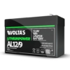Kép 5/5 - Voltas 12,8V 9Ah LiFePO4 lítium-vasfoszfát zárt akkumulátor 151*65*95