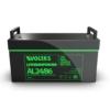 Kép 2/5 - Voltas 25,6V 86Ah LiFePO4 lítium-vasfoszfát zárt akkumulátor 407*175*228
