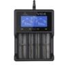 Kép 1/2 - XTAR VC4 Li-ion/Ni-Mh/Ni-Cd töltő USB kábellel