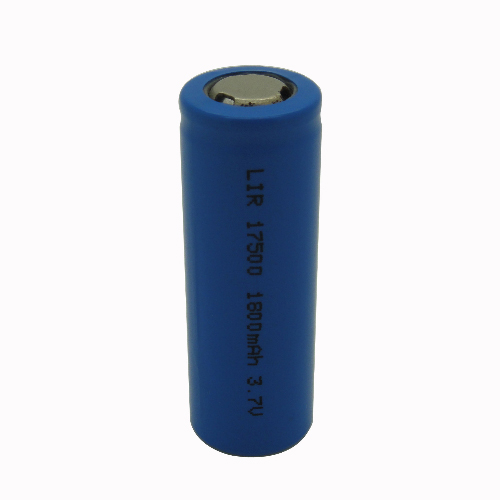 17500L110 Li-ion 3,7V 1100mAh cella 17*50 mm