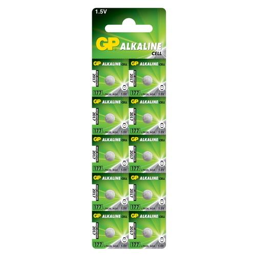 177A/AG4/L626 GP alkáli gombelem bliszteres
