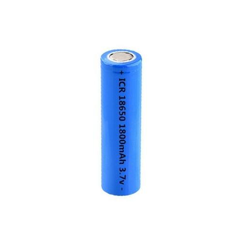 18650 3,7V 1800mAh Li-ion akkumulátor védelmi elektronikával