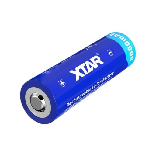 21700 XTAR 5000mAh lítium akkumulátor