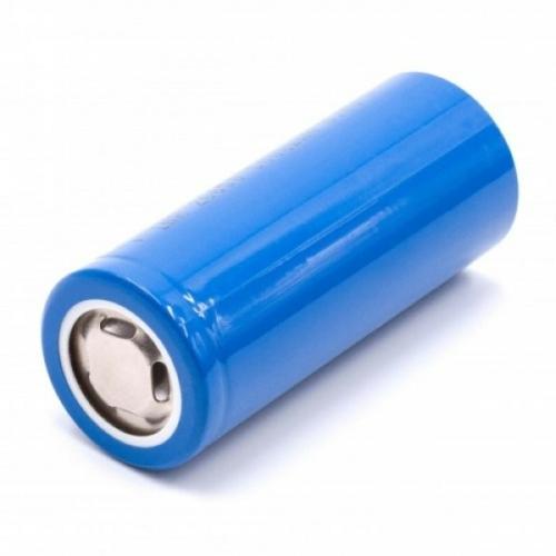 26650 3,7V akkumulátor 5000mAh nagyáramú