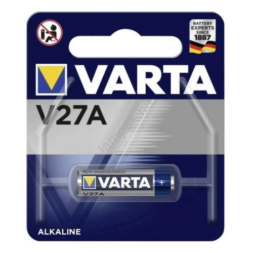 27A-C1 Varta alkáli riasztó elem 12V 19mAh bliszteres