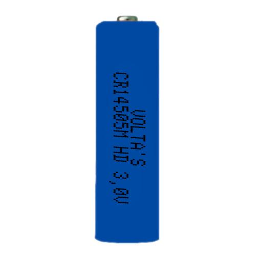 3.0V lítium AA ceruza elem 1500mAh CR14505