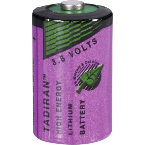 3.6V lítium 1/2AA ceruza elem 1100mAh ER14250 Tadiran SL750S