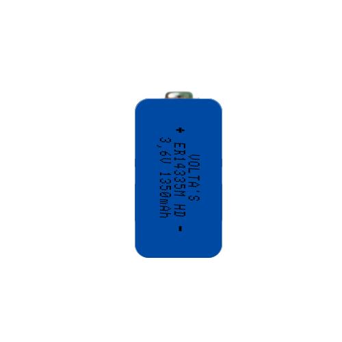 3.6V lítium 2/3 AA ceruza elem 1600mAh ER14335
