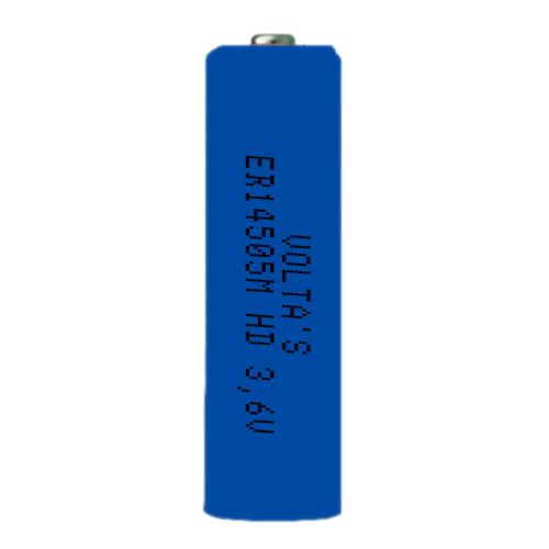 3.6V lítium AA ceruza elem nagyáramú 2000mAh ER14505M