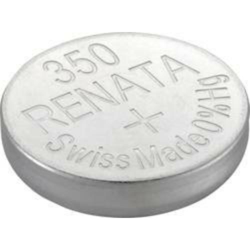 350/SR1136W Renata ezüst-oxid gombelem