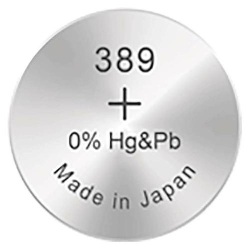 389/SR54/SR1130SW GP ezüst-oxid gombelem (Azonos 390)