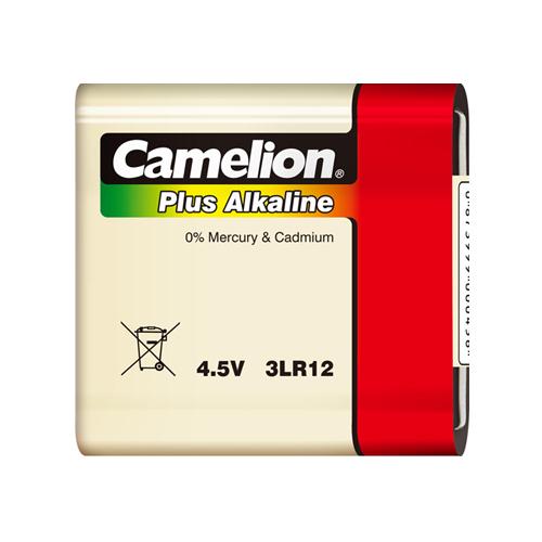 3LR12 Camelion alkáli 4,5V elem fóliás
