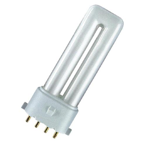 7W Kompakt tűlábas fénycső