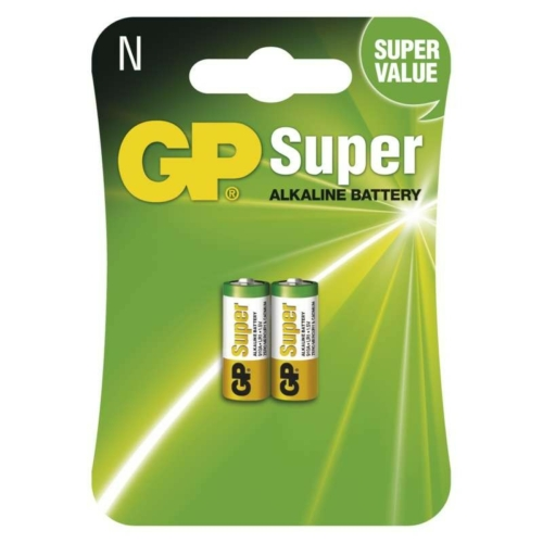 910A-C2 GP Super alkáli LR1 elem 1.5V 12*30,2 mm